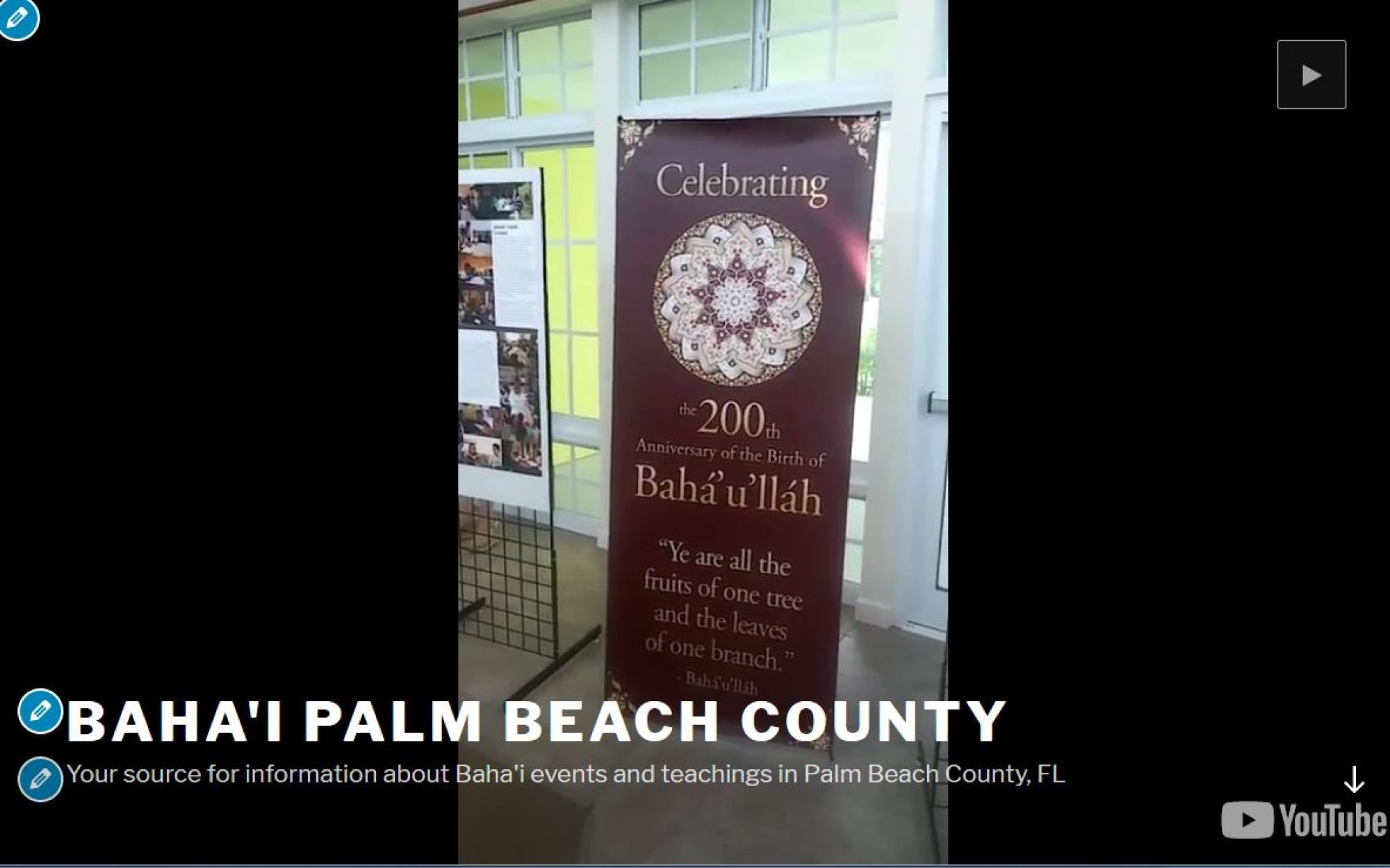 Baha'i Palm Beach county